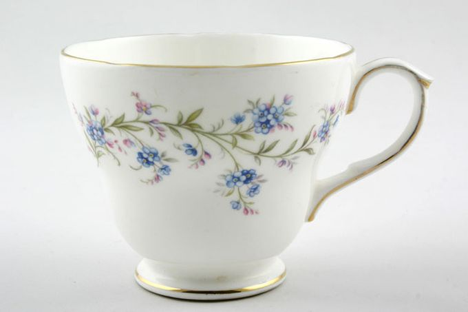 """Duchess Tranquility Teacup 3 3/8 x 2 7/8"""""""