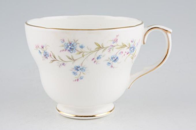 """Duchess Tranquility Breakfast Cup 3 7/8 x 3 1/4"""""""