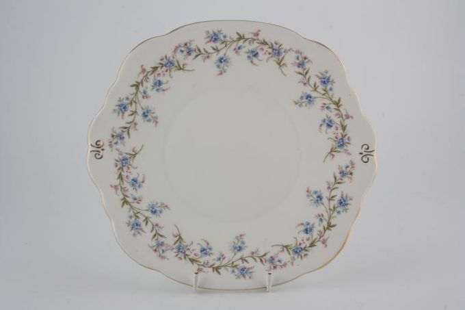 Duchess Tranquility Cake Plate Square