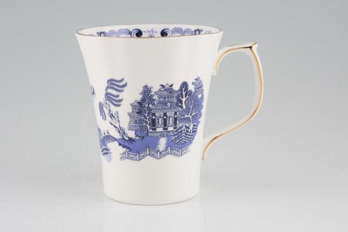 """Duchess Willow - Dark Blue Mug 3 1/2 x 4"""""""