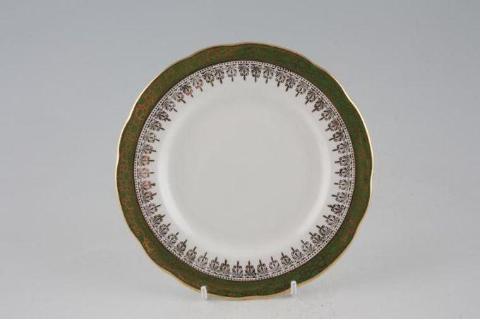 """Duchess Winchester - Green Tea / Side Plate 6 1/2"""""""