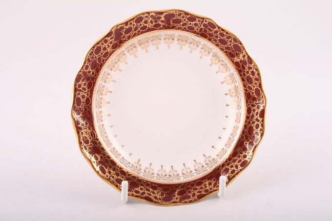 """Duchess Winchester - Burgundy Coaster 4 5/8"""""""