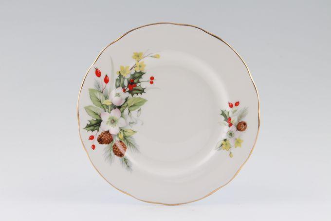 "Duchess Winter Tea / Side Plate 6 1/2"""