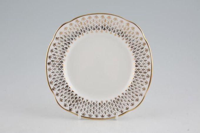 "Duchess Raindrops Tea / Side Plate 6 1/2"""