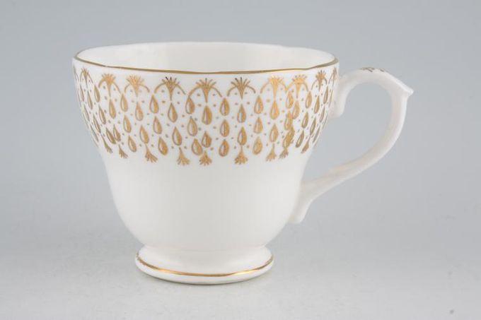 """Duchess Raindrops Teacup 3 3/8 x 2 7/8"""""""