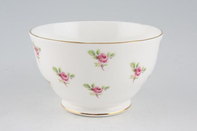 "Duchess Rosebud Sugar Bowl - Open (Tea) 4 1/2"""