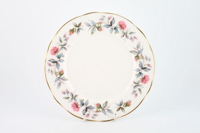 "Duchess Bramble Rose Dessert / Salad Plate 8 3/8"""