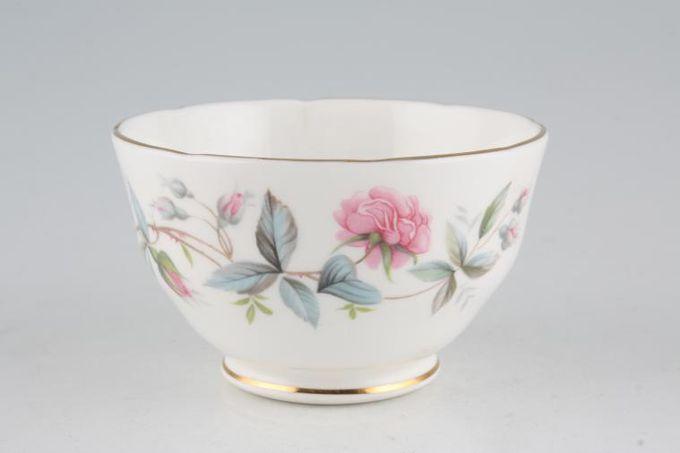 "Duchess Bramble Rose Sugar Bowl - Open (Coffee) 3 3/4"""