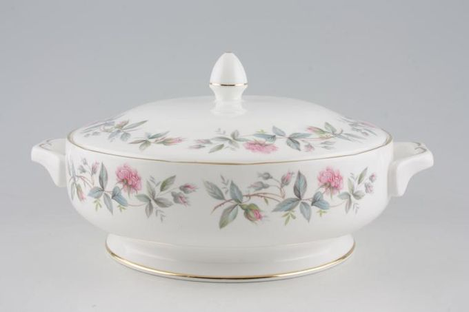 Duchess Bramble Rose Vegetable Tureen with Lid