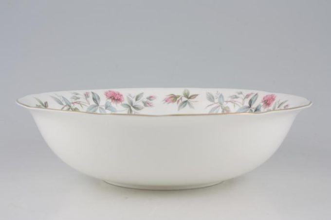 "Duchess Bramble Rose Serving Bowl 9 3/8"""