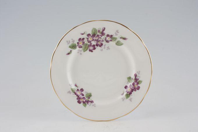 "Duchess Violetta Tea / Side Plate 6 5/8"""