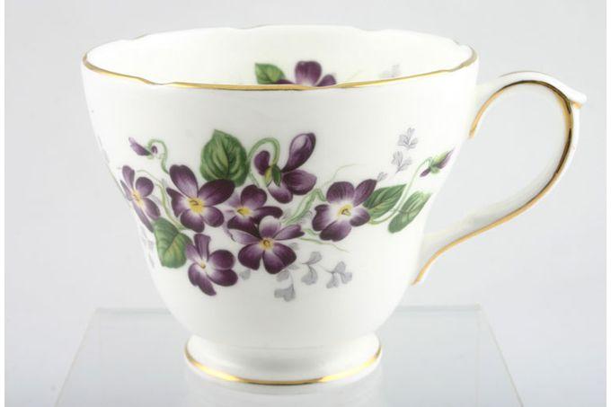 "Duchess Violetta Teacup 3 3/8 x 2 7/8"""