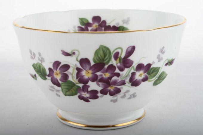 "Duchess Violetta Sugar Bowl - Open (Tea) 4 3/8"""