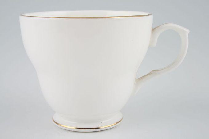 """Duchess Gold Edge Teacup 3 3/8 x 2 7/8"""""""