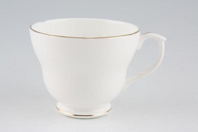"Duchess Gold Edge Breakfast Cup 3 7/8 x 3 1/4"""