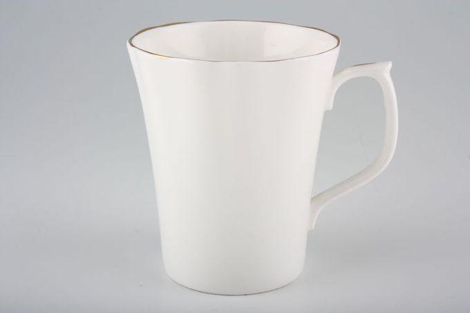 "Duchess Gold Edge Mug 3 1/2 x 4"""