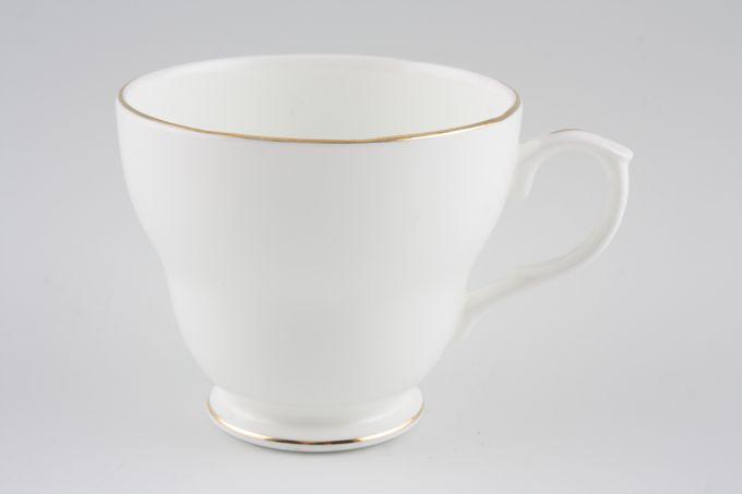 """Duchess Gold Edge Coffee Cup 3 x 2 5/8"""""""