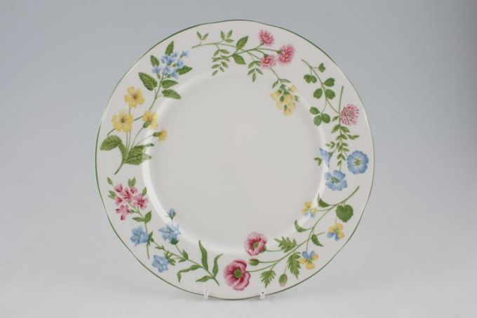 "Duchess Freshfields Dinner Plate 10 1/4"""