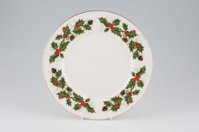 "Duchess Noel Dessert / Salad Plate 8 1/2"""