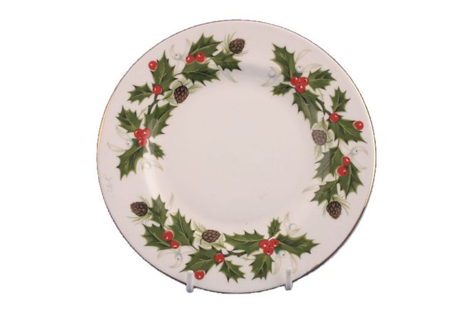 """Duchess Noel Tea / Side Plate 6 5/8"""""""