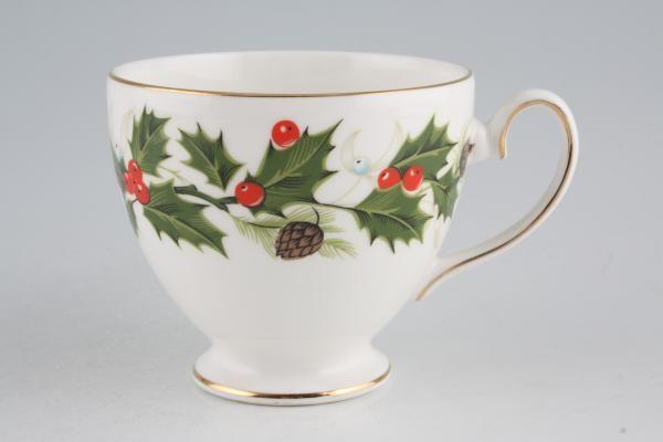 "Duchess Noel Teacup 3 1/2 x 3"""
