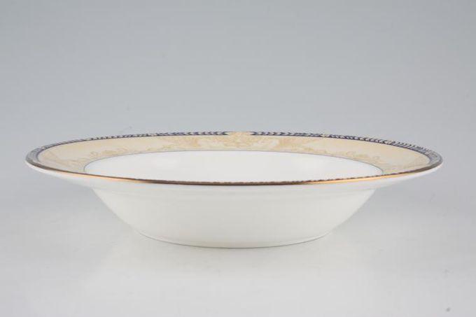 "Duchess Amadeus Rimmed Bowl 8 5/8"""
