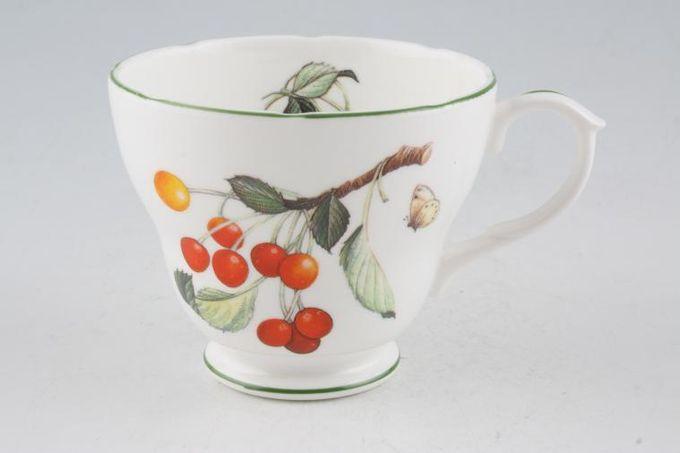"""Duchess Carolina Fruits Teacup 3 1/2 x 2 7/8"""""""