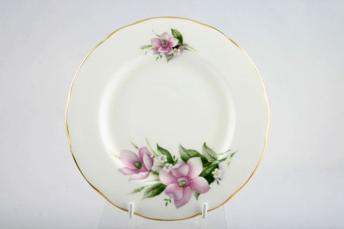 "Duchess Wood Anemone Tea / Side Plate 6 1/2"""