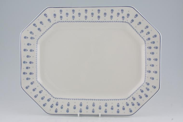 Adams - Daisy - Oblong Plate / Platter