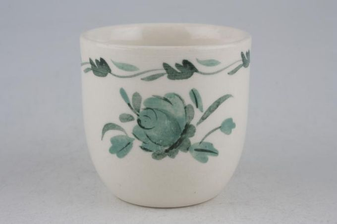 """Adams Lincoln Egg Cup Not Footed 1 3/4 x 1 3/4"""""""