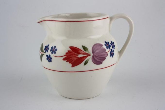 Adams Old Colonial Cream Jug 1/4pt