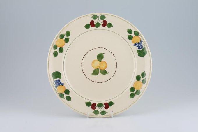 "Adams Fruit I (Titian Ware) Breakfast / Salad / Luncheon Plate 8 3/4"""