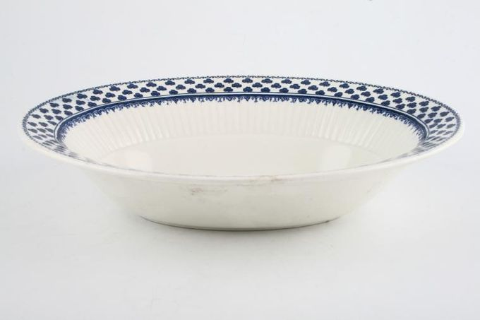 Adams Brentwood Vegetable Dish (Open) Oval