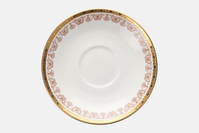 "Elizabethan Clifton Tea Saucer 5 3/4"""