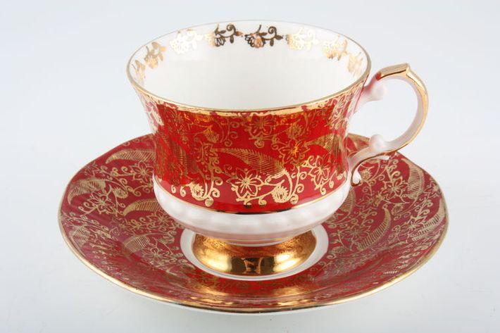 Elizabethan Sovereign - Red