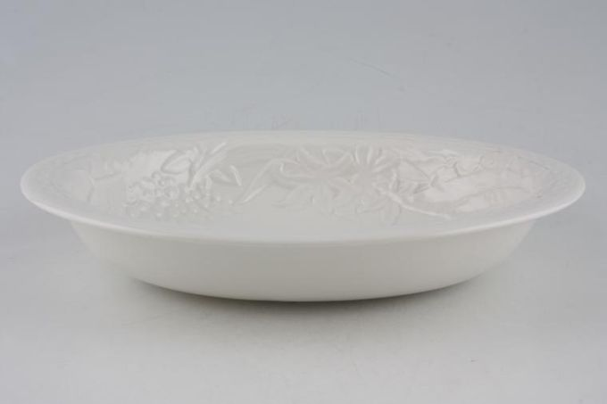 """Franciscan Country Fayre Vegetable Dish (Open) 9 3/8"""""""
