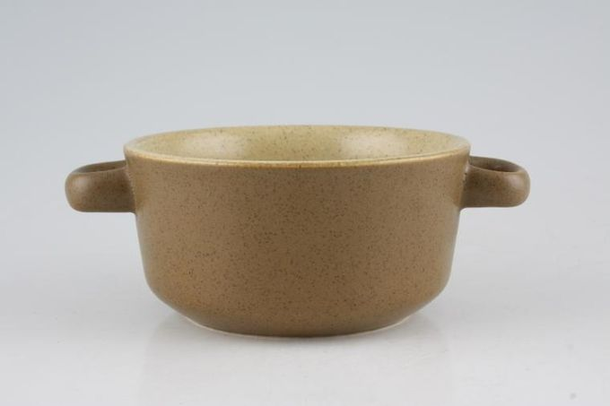 """Franciscan Reflections Soup Cup 2 handles 4 1/4 x 2 1/4"""""""