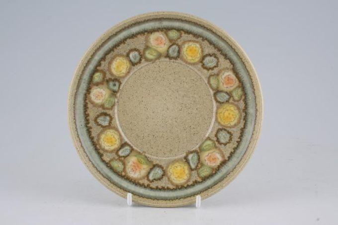 """Franciscan Reflections Soup Cup Saucer 6"""""""