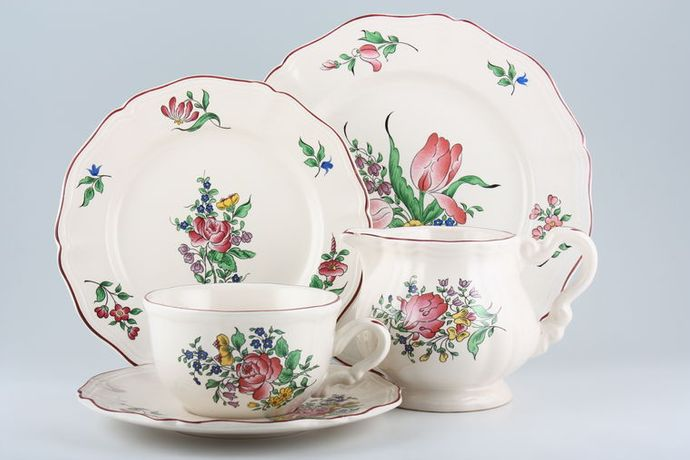 Luneville China