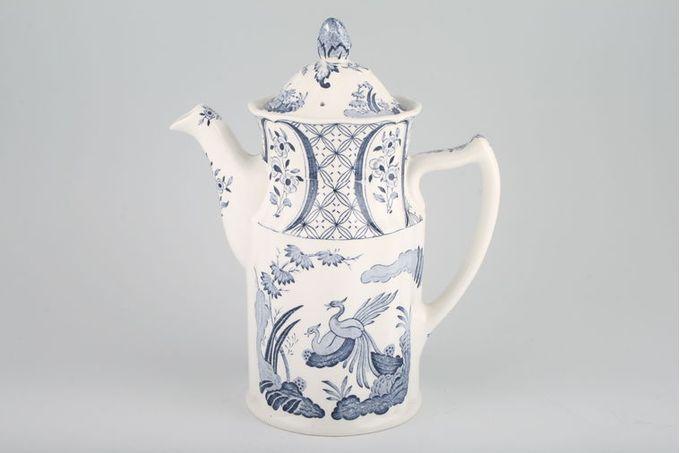 Furnivals Old Chelsea - Blue Coffee Pot 1 3/4pt