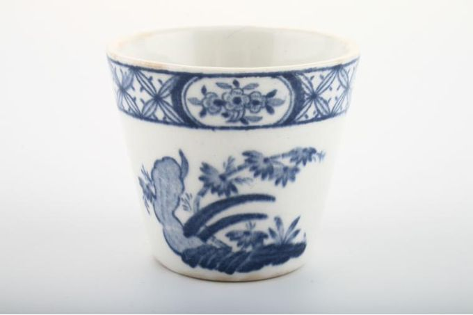 """Furnivals Old Chelsea - Blue Egg Cup Not Footed 2"""""""