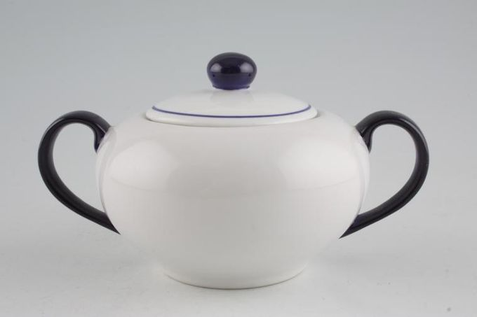 Habitat Nil Sugar Bowl - Lidded (Tea) Old Backstamp
