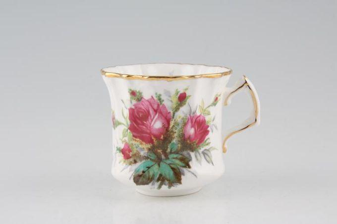 "Hammersley Grandmothers Rose Teacup Rose inside cup 3 x 3"""
