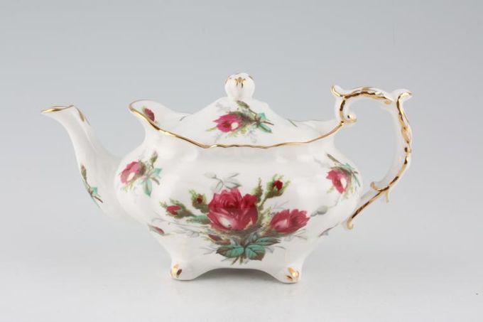 Hammersley Grandmothers Rose Teapot Embossed 1/2pt