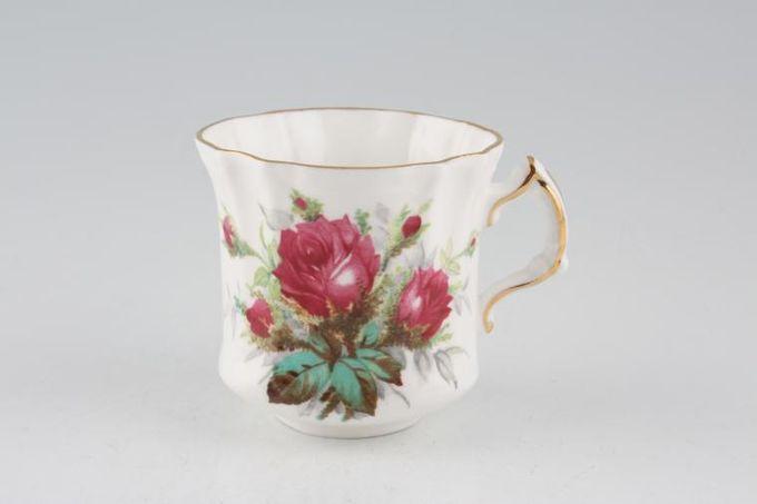 "Hammersley Grandmothers Rose Teacup Embossed - No Rose inside cup 2 7/8 x 2 3/4"""