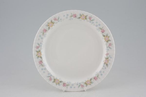 Hammersley Fluted - Pink + Yellow Flowers