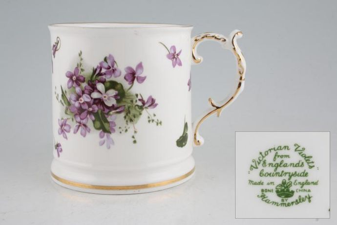 Hammersley Victorian Violets - From Englands Countryside