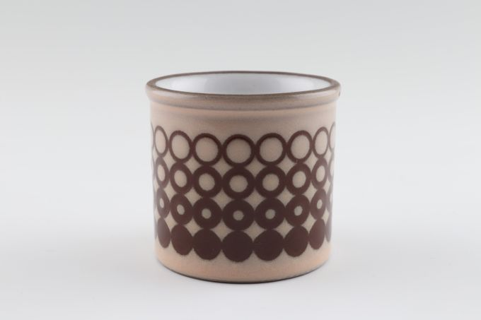 """Hornsea Coral Egg Cup 1 7/8 x 1 3/4"""""""