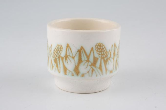 "Hornsea Fleur Egg Cup Small 1 3/4 x 1 5/8"""