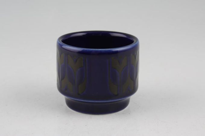 "Hornsea Heirloom - Blue Egg Cup 1 3/4 x 1 1/2"""